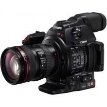Canon выпускает камеру EOS C100 Mark II