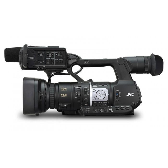 Ручная видеокамера JVC JY-HM360