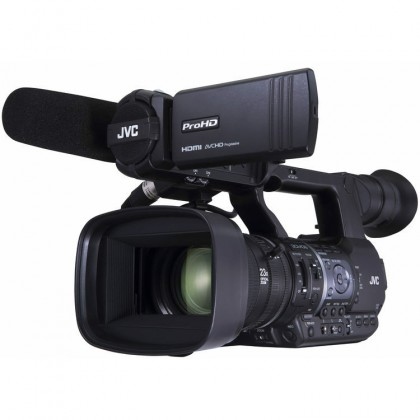 GY-HM660E ручной камкордер формата Full HD для студии и ТЖК с IP функциями