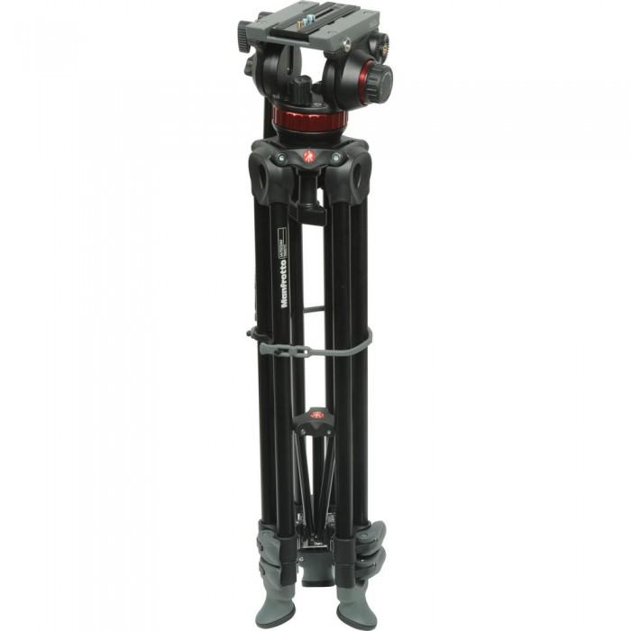 KIT VIDEO TELESCOPIC TWIN LEG Manfrotto MVK502AM