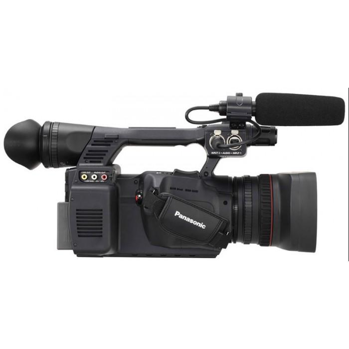 Профессиональный компактный камкордер Panasonic AG-AC130AEN