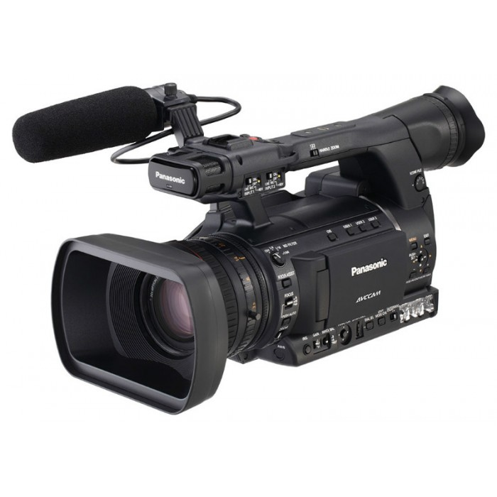 Профессиональный компактный камкордер Panasonic AG-AC160AEN