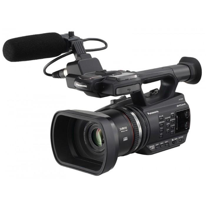 Профессиональный камкордер Panasonic AG-AC90AEN