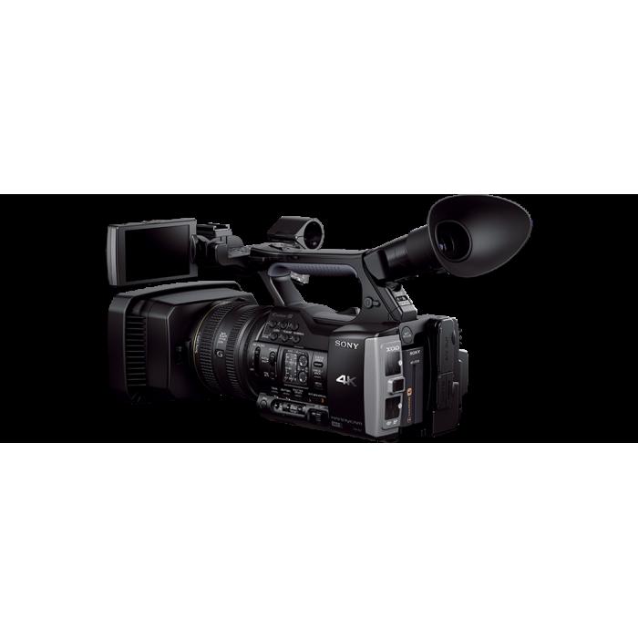 Профессиональная камера handycam® FDR-AX1 4k