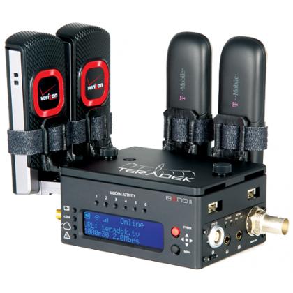 Передатчик видео сигнала по сетям мобильных операторов