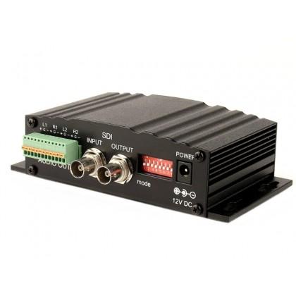 Деимбеддер звуковых сигналов из сигнала HD\SD DS-501