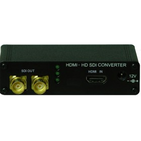 HDMI to SD/HD SDI converter