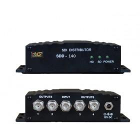Дистрибьютор SD SDI 1 в 4