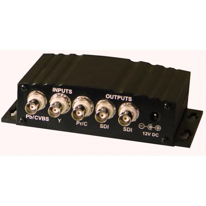 Конвертер аналоговых Аудио/Видео сигналов в SDI