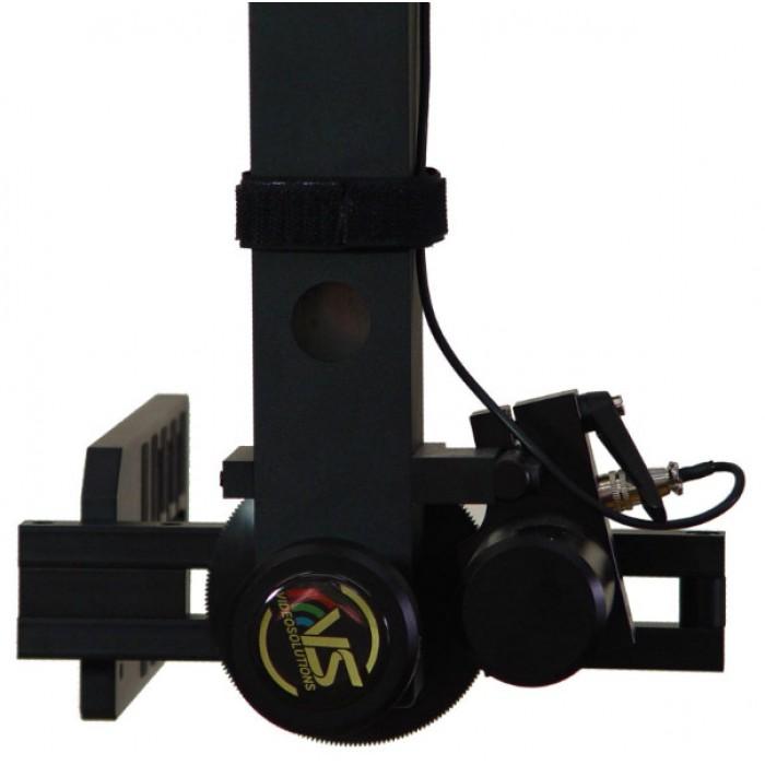 Моторизированная управляемая панорамная головка