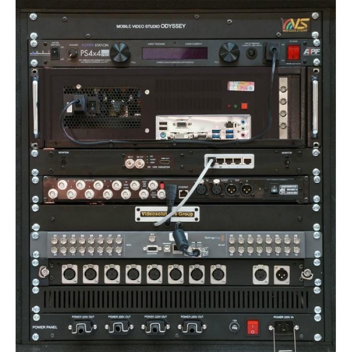 Мобильная видеостудия VSGP MVS HD-4H