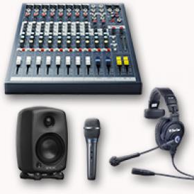 Аудио оборудование