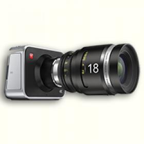 Видеокамеры и камкордеры Blackmagic Design