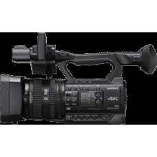 Новый камкордер для ручной съемки в режиме 4К: Sony PXW-Z150