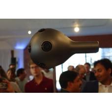 Камера OZO от Нокиа для виртуальной съемки