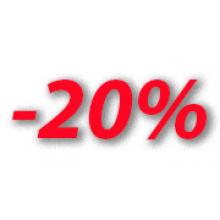 20% скидки во время выставки Телерадиоярмарка