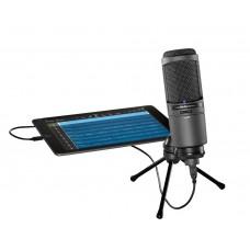 Конденсаторный микрофон нового поколения - Audio-Technica AT2020USBi